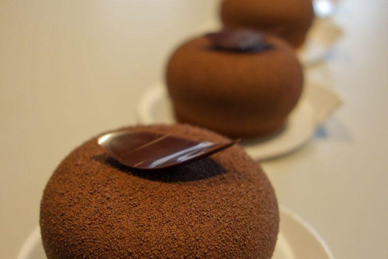 douceurs chocolatées